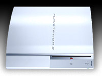 Sony PS3 40GB Ceramic White Japan model